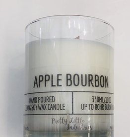 Apple Bourbon Wood Wick Candle - 330ml