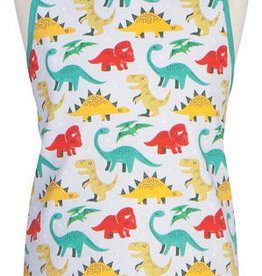 Now Designs Kid's Apron - Dandy Dinos