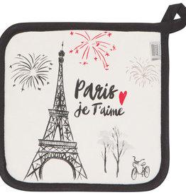 Now Designs Paris Je Taime Pot Holder