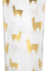 Now Designs Beverage Tumbler - Lupe Llama