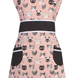 Now Designs Betty Apron - Cat's Meow