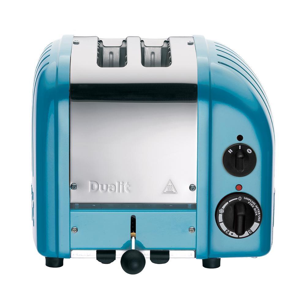 NewGen 2 Slot Toaster - Azure Blue