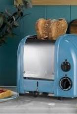 NewGen 2 Slice Dualit Toaster - Azure Blue