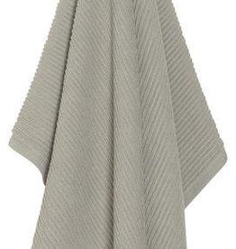 Now Designs Ripple Dish Towel - London Gray