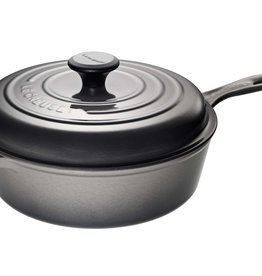 Le Creuset 3.5L Covered Saute Pan - Oyster