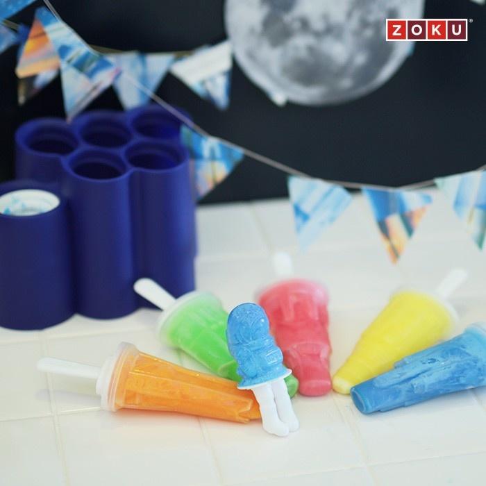 Space Pops Molds - ZOKU