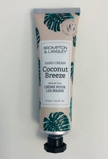 B&L Hand Cream 75ml - Coconut Breeze