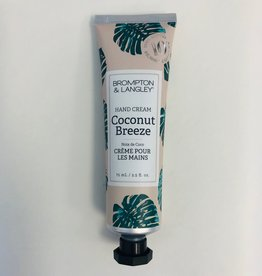 B&L Hand Cream 75ml - Coconut Breeze