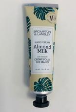 B&L Hand Cream 75ml - Almond Milk