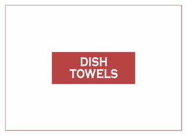 Dish Towels