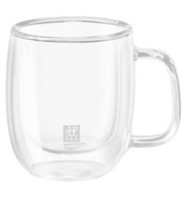 Zwilling J.A. Henckels Sorrento Plus Espresso Mugs S/2 80ml /2.7oz
