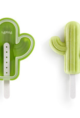 Cactus Popsicle Molds  - Set of 4