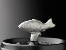 Staub Animal Knob - Fish