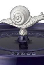 Staub Animal Knob - Snail