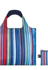 Loqi Tote Bag - Nautical Stripes