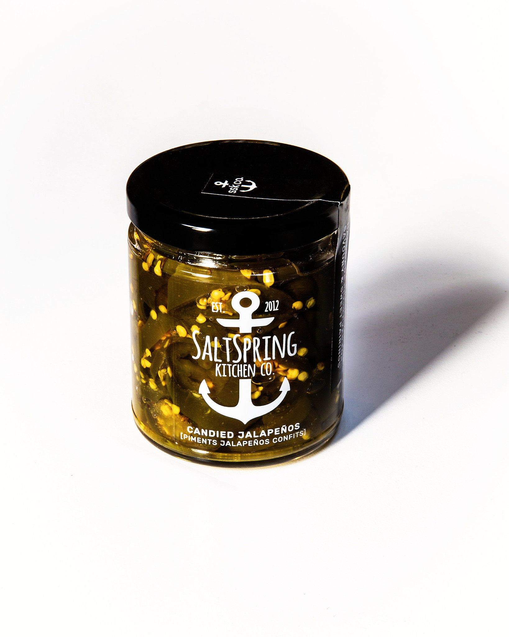 SSK Candied Jalapeños