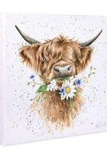 Wrendale Designs 'Daisy Coo' Canvas