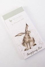 Wrendale Designs 'Hare Raising' Shopping Pad - Magnetic