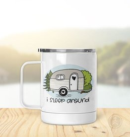 Pinetree Innovations Insulated Mug - I Sleep Around