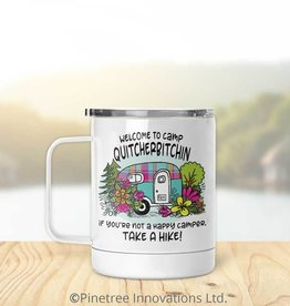 Pinetree Innovations Insulated Mug - Camp Quit Your B*tchin