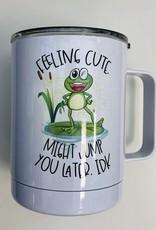 Pinetree Innovations Insulated Mug - Feeling Cute