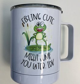 Pinetree Innovations Insulated Mug - Feeling Cute
