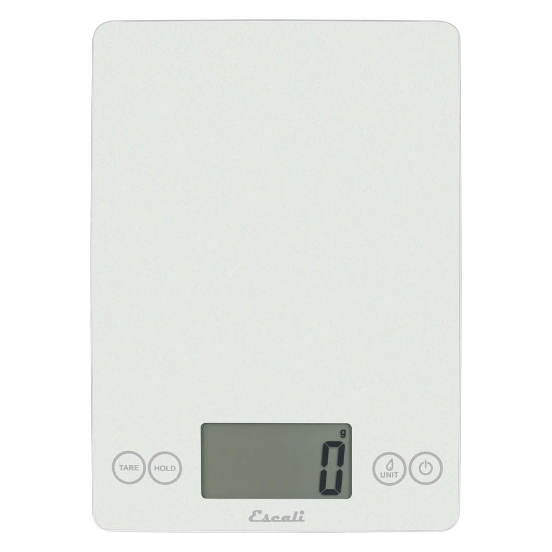 Arti Glass Digital Scale Frost White 7Kg/15lb