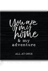 Pinetree Innovations Magnet - You Are My Home
