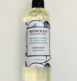 Moncillo Pure Home Living Dish Soap - Sea Salt & Juniper 473ml