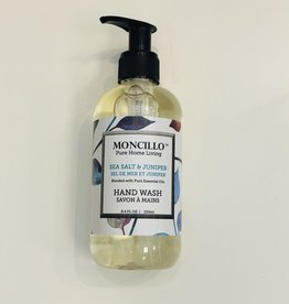 Moncillo Pure Home Living Hand Soap - Sea Salt & Juniper 220ml