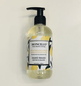 Moncillo Pure Home Living Hand Soap - Fig & Lemon 220ml