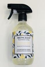 Moncillo Pure Home Living Counter Top Spray - Fig & Lemon 473ml