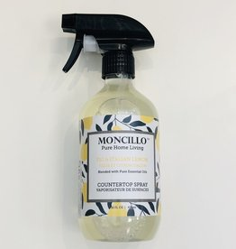 Moncillo Pure Home Living Counter Top Spray - Fig & Lemon 473ml