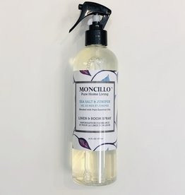 Moncillo Pure Home Living Linen & Room Spray - Sea Salt & Juniper 473ml