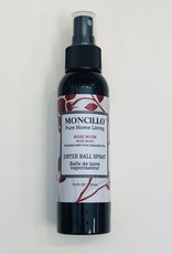 Moncillo Pure Home Living Dryer Ball Spray - Rose Musk 115ml