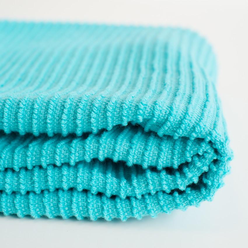 Now Designs Ripple Dish Towel - Bali Blue