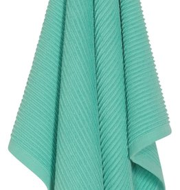 Now Designs Ripple Dish Towel - Lucite Green