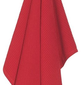 Now Designs Ripple Dish Towel - Red