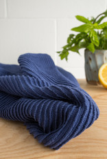 Now Designs Ripple Dish Towel - Indigo