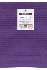 Now Designs Ripple Dishcloths - Prince Purple S/2