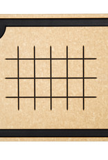 "Epicurean Carving Series - 20""x15"" Natural/Slate"