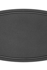 """Epicurean Non-Slip  Poly.  Board 18""""x 13"""" - Black"""