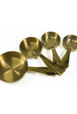 Measuring Cups S/4 - Gold