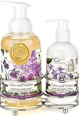 Lilac & Violets Handcare Caddy