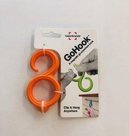 Fusionbrands GoHook Magnetic Clip - Orange