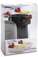 "Danesco Cooking Torch 5.25"" Black"