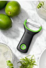 OXO Good Grips Citrus Prep Peeler & Zester