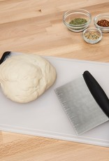OXO Good Grips Dough / Pastry Scraper - Black