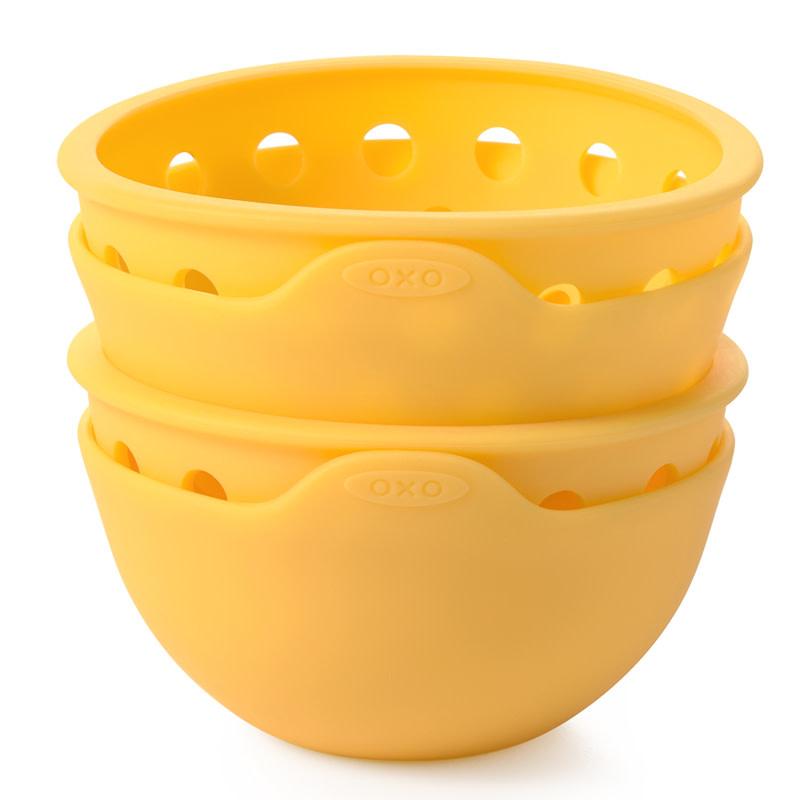 OXO Good Grips Egg Poacher S/2 Silicone - YL