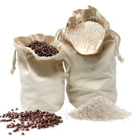 Danesco Reusable Bulk Food Bags - Cotton